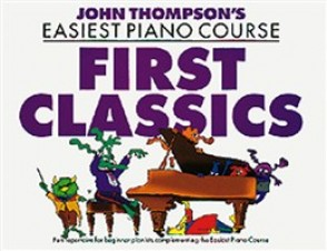THOMPSON'S J. FIRST CLASSICS PIANO