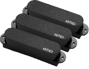 MICRO GUITARE EMG S-SET CERAMIC