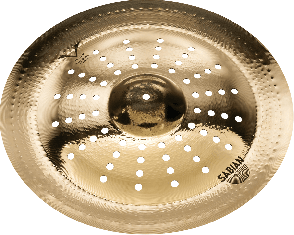 SABIAN VAULT CHINESE 21 HOLY CHINA CHAD SMITH
