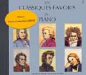 CLASSIQUES FAVORIS DU PIANO VOL 3 CD