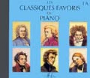 CLASSIQUES FAVORIS DU PIANO VOL 1A CD