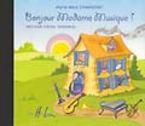 CHARRITAT M.A. BONJOUR MADAME MUSIQUE! CD