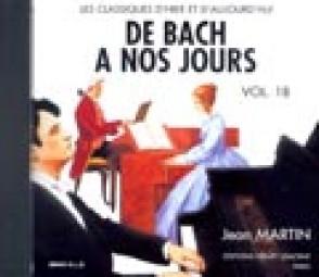 DE BACH A NOS JOURS VOL 1B PIANO CD