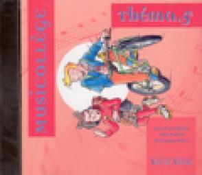 ANDRE D./AUDARD Y./BLAISE J.P. THEMA 5ME CD