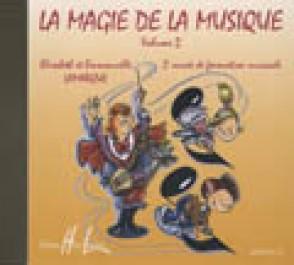 LAMARQUE E. LA MAGIE DE LA MUSIQUE VOL 2 CD