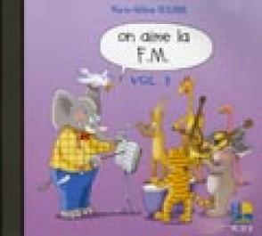 SICILIANO M.H. ON AIME LA F.M. 3ME ANNEE CD
