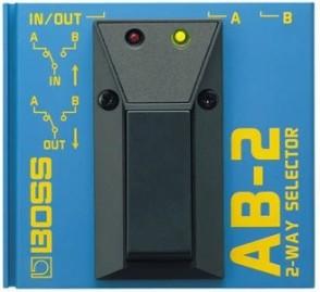 BOSS AB-2 SELECTEUR 2 VOIX