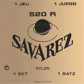 JEU DE CORDES CLASSIQUE SAVAREZ 520R