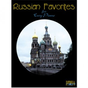 RUSSIAN FAVORITES FOR EASY PIANO