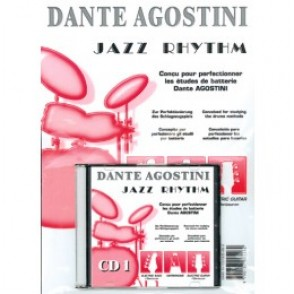 AGOSTINI DANTE JAZZ RHYTHM CD1