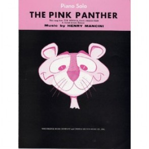 PINK PANTHER (THE) PIANO