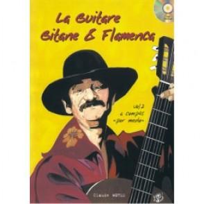 WORMS C. LA GUITARE GITANE & FLAMENCA VOL 2