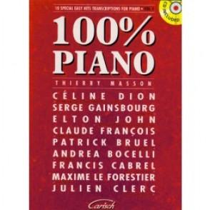 100% PIANO VOL 1