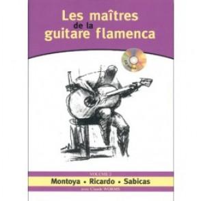 WORMS C. LES MAITRES DE LA GUITARE FLAMENCA VOL 2