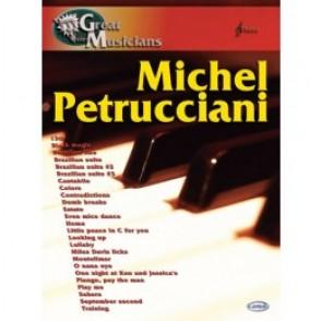 PETRUCCIANI M. GREAT MUSICIANS SERIES PIANO
