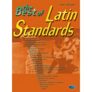 LATIN STANDARDS THE BEST OF PVG