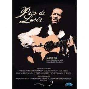 PACO DE LUCIA GUITAR TAB