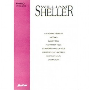 SHELLER W. PIANO VOL 1