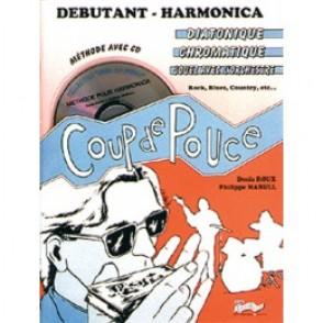 ROUX D. COUP DE POUCE HARMONICA