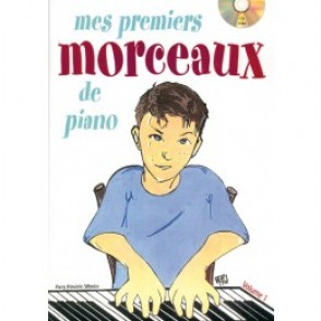 MINVIELLE-SEBASTIA P. MES PREMIERS MORCEAUX PIANO