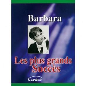 BARBARA LES PLUS GRANDS SUCCES PVG