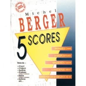 BERGER M. 5 SCORES
