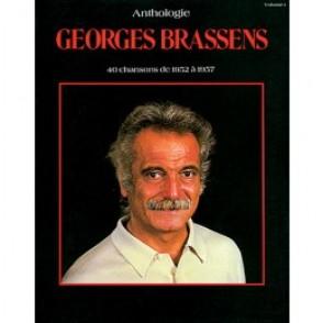 BRASSENS GEORGES ANTHOLOGIE VOL 1 PVG