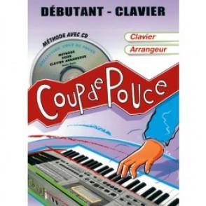 ROUX D. COUP DE POUCE VOL 3 CLAVIER ARRANGEUR