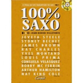 100% SAXO VOL 1 SAXOPHONE MIB OU SIB