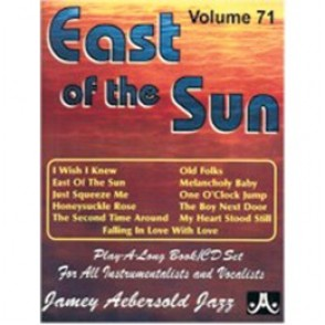 AEBERSOLD VOL 071 EAST OF THE SUN