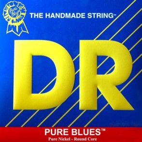 JEU DE CORDES DR PHR-10 PURE BLUES 10-46