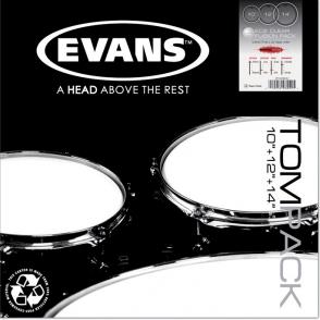 PEAUX DE TOM EVANS EC2S TRANSPARENTES FUSION 10 12 14