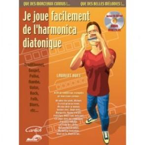 HUET L. JE JOUE FACILEMENT DE L'HARMONICA