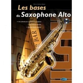 STIEVE-DAWE C. LES BASES DU SAXOPHONE ALTO
