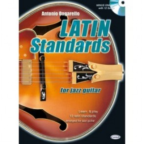 ONGARELLO LATIN STANDARD FOR JAZZ GUITAR