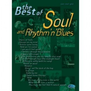 THE BEST OF SOUL AND RHYTHM'N'BLUES PVG