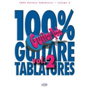100% GUITARE TABLATURES VOL 2