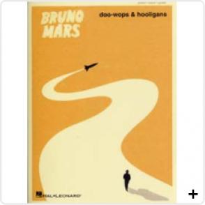 BRUNO MARS DOO-WOPS & HOOLIGANS PVG
