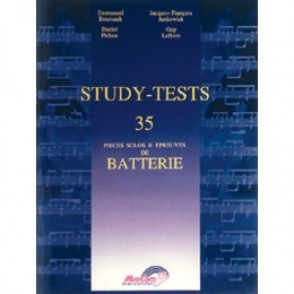 BOURBASQUET/JUSKOWIAK STUDY-TESTS BATTERIE
