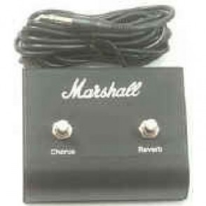 FOOTSWITCH MARSHALL 2 VOIES CHANNEL/CHORUS PEDL10015