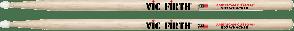 BAGUETTE VIC FIRTH AMERICAN CUSTOM ERABLE OLIVE BOIS SWIZZLE G