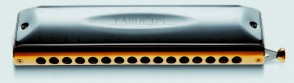 HARMONICA SUZUKI FABULOUS CHROMATIC 16 TROUS C F64C