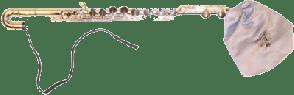 ECOUVILLON FLUTE A32F MICROFIBRE