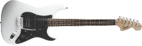 SQUIER AFFINITY STRATOCASTER HSS OLYMPIC WHITE