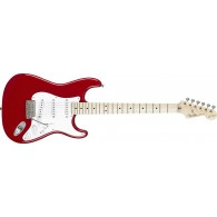 FENDER ERIC CLAPTON STRATOCASTER TORINO RED MAPLE