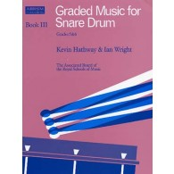 HATHWAY K./WRIGHT I. GRADED MUSIC FOR SNARE DRUM VOL 3