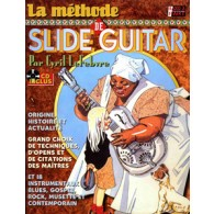 LEFEBVRE C. LA METHODE SLIDE GUITAR + CD