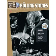 ROLLING STONES (THE) ULTIMATE DRUM PLAY-ALONG