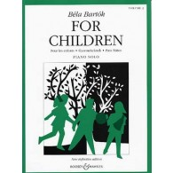 BARTOK B. FOR CHILDREN VOL 2 PIANO