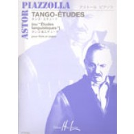 PIAZZOLLA A. TANGO-ETUDES FLUTE